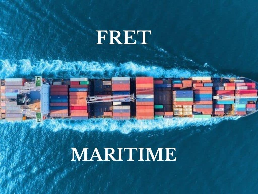 Fret maritime ouicarry
