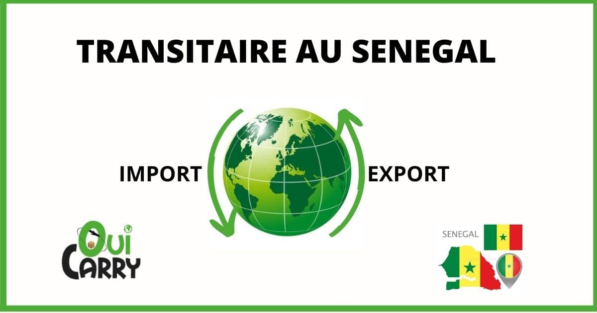 TRANSITAIRE AU SENEGAL